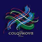Colquhoun Tartan Twist by eyemac24