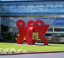 AOL World Headquarters? by digitaldavers