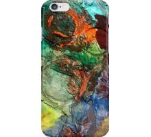 Mixed media 14 by rafi talby iPhone Case/Skin