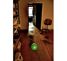 APARTMENT ONE  (REALITY OF ENTERANCE) Photographic Print