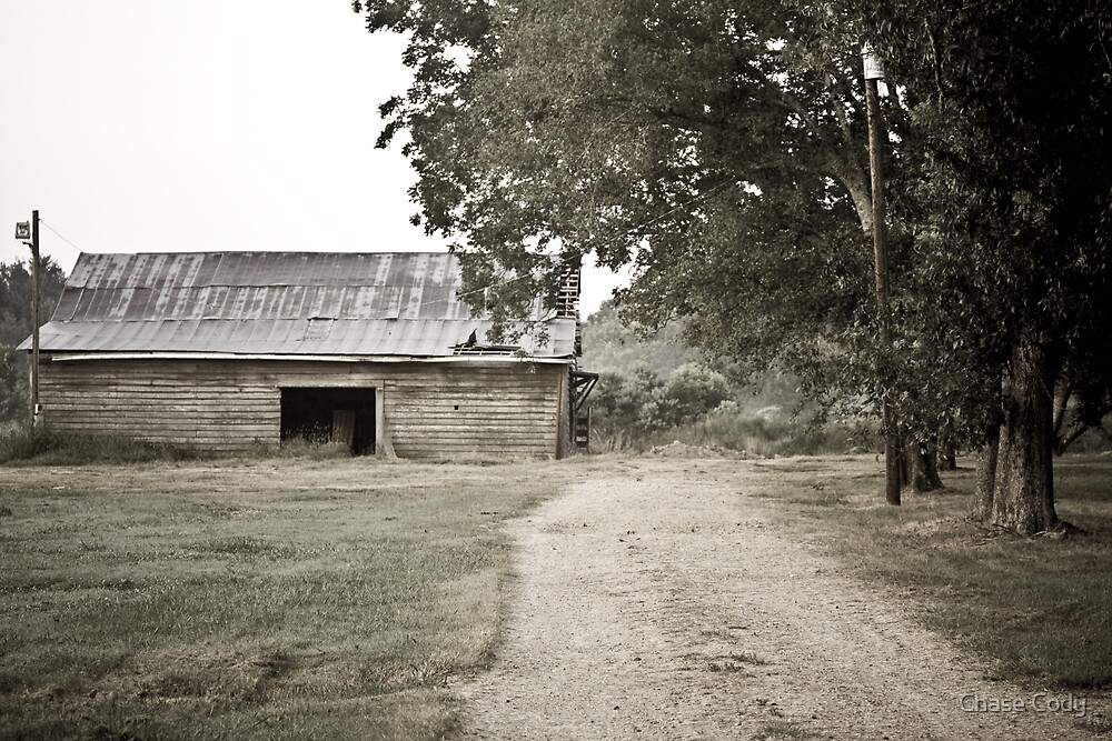Old Barn by Chase Cody