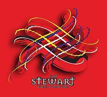 Stewart Tartan Twist by eyemac24