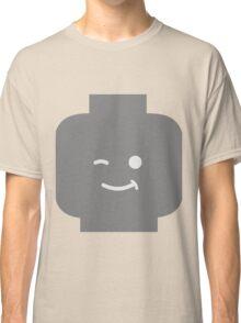 Minifig Winking Head Classic T-Shirt