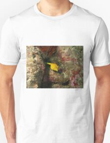 Yellow Boxfish Unisex T-Shirt