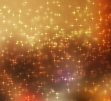 Stars abstract background by Viktorcvetkovic
