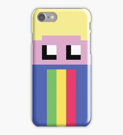 Adventure Time 8-bit Sprite Lady Rainicorn iPhone Case/Skin