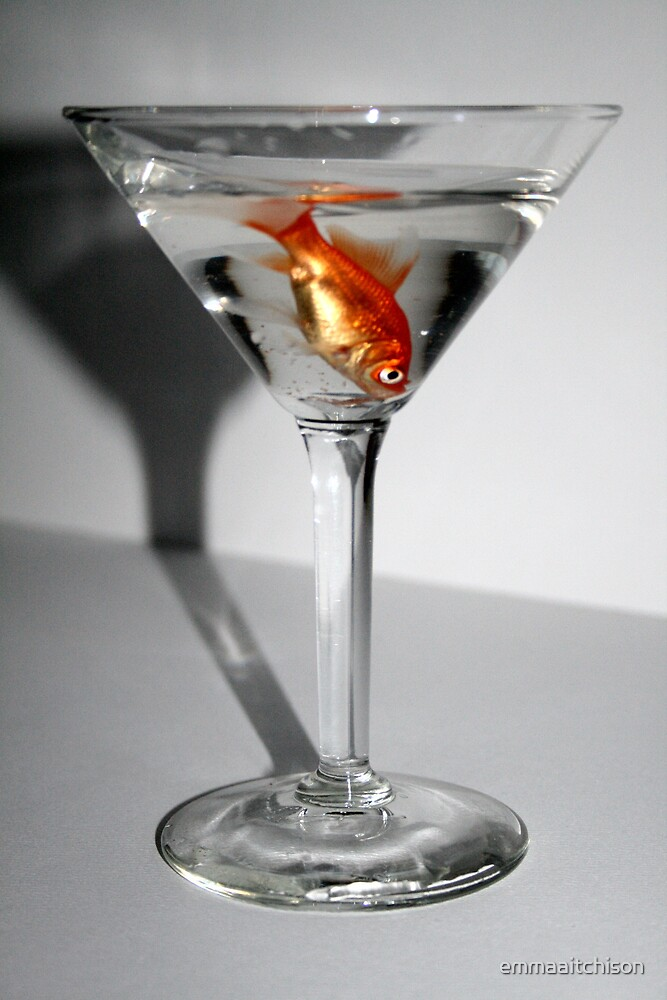 Fish Cocktail by emmaaitchison