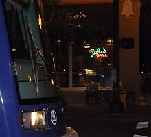 Jake's Grill, Downtown Portland, 2007 by Margie Bates