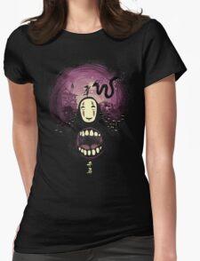 Spirit nightmare (chihiro) Womens Fitted T-Shirt