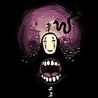 Spirit nightmare (chihiro) by Harantula