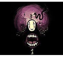 Spirit nightmare (chihiro) Photographic Print