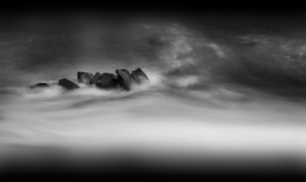 rocks in flow by sdnalednas