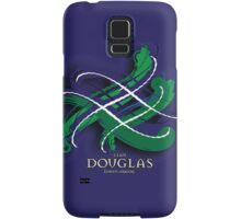 Douglas Tartan Twist Samsung Galaxy Case/Skin