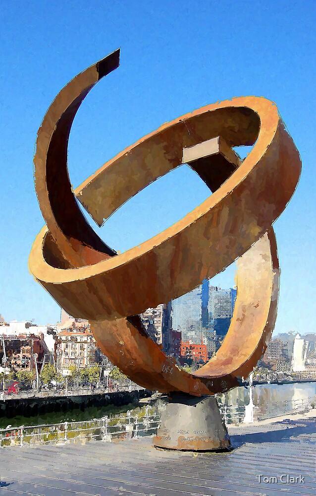 Sculpture #1 by Tom Clark