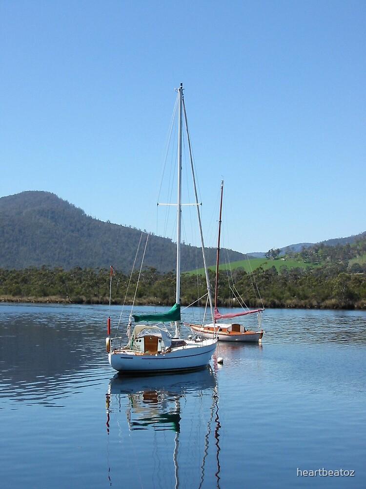 Tassie Boats by heartbeatoz