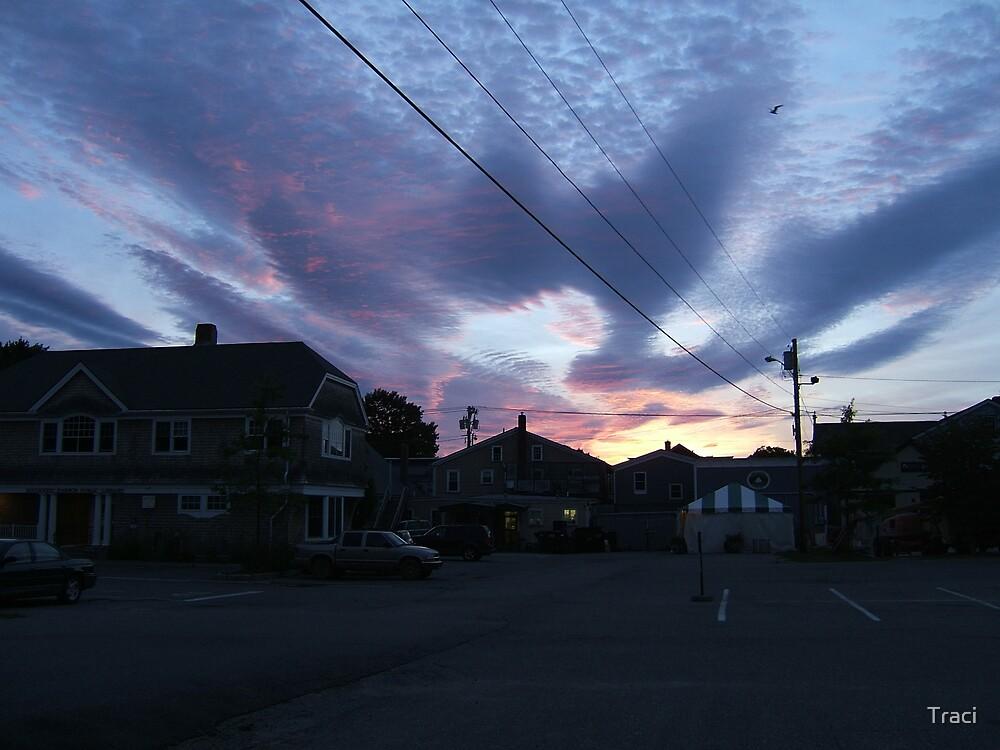 Sunrise by Traci