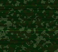 Military forest - jungle colors by Viktorcvetkovic