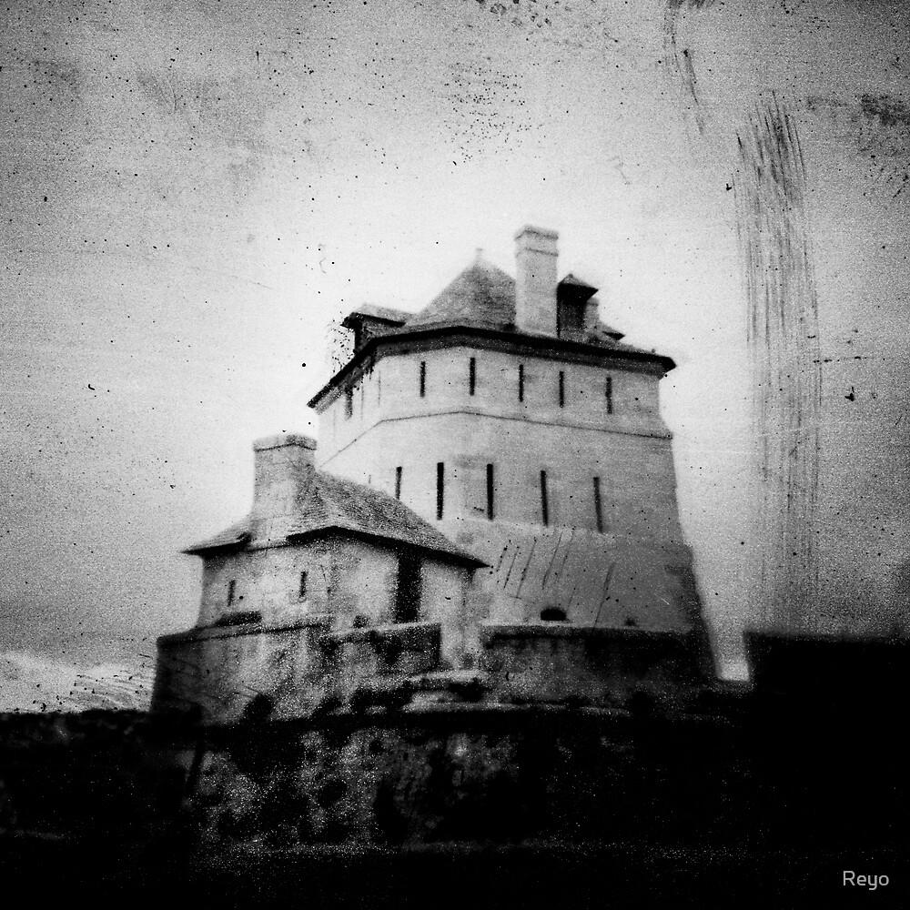 Freaky House by Reyo