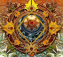 Star Mandala P by paxempire