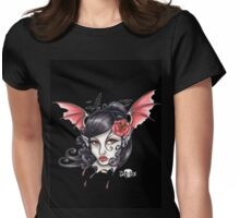 Vamp Womens Fitted T-Shirt