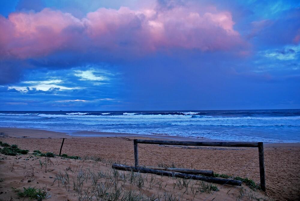 Beach Red by Chris  O'Mara