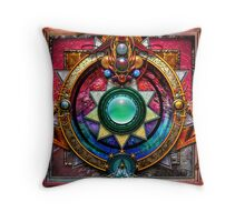 Heart Chakra Mandala  Throw Pillow