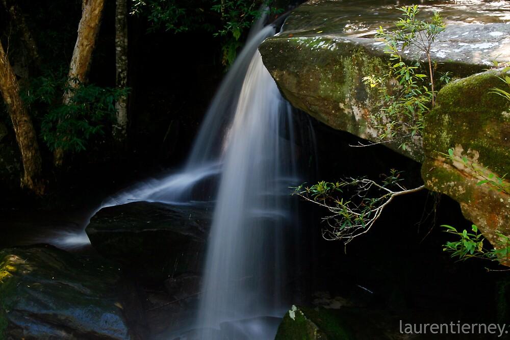 Waterfall by Lauren  Tierney