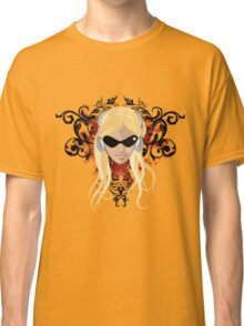 blond face Classic T-Shirt