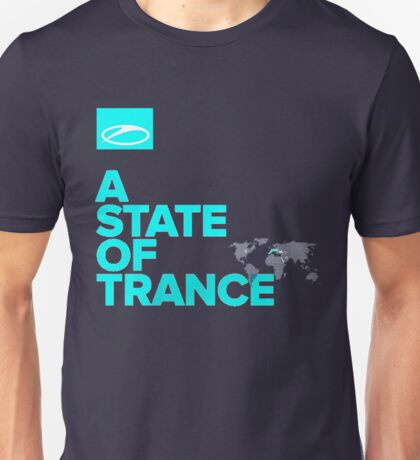 A State Of Trance world Unisex T-Shirt