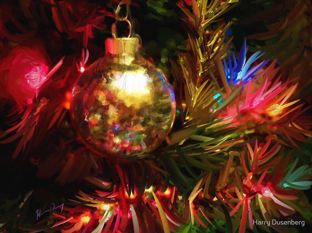 Merry Christmas by Harry Dusenberg