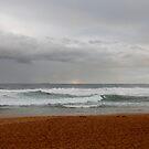 Beach Walk by Chris  O'Mara