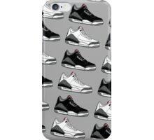 AJ3 Print / Smile Design 2014 iPhone Case/Skin