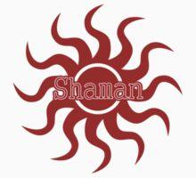 Shaman by Jason Radich