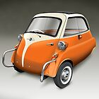 BMW Isetta Bubble Car by tonynewland