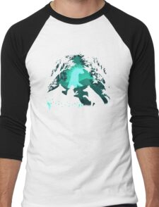 Forest Dwellers Men's Baseball ¾ T-Shirt