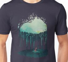 Deep in the forest Unisex T-Shirt