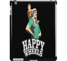 Happy Wheels iPad Case/Skin