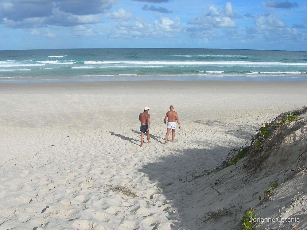 Life's a beach!  by Dorianne Catania