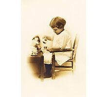 Little Gladys ~ Another Tribute To Mom Photographic Print