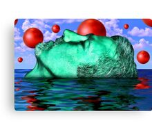Soak in the Day Canvas Print