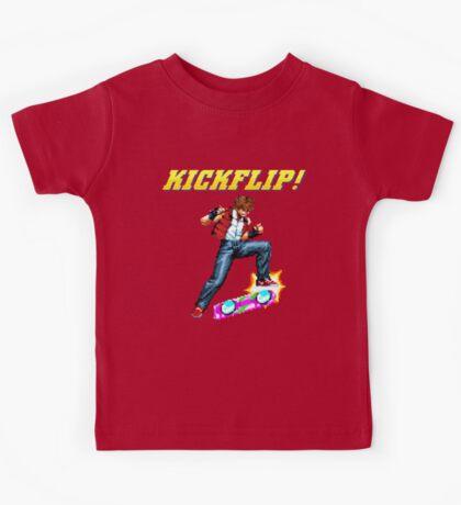 The most epic kickflip Kids Tee
