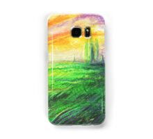 Radioactive Oz Samsung Galaxy Case/Skin