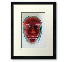 Katies Head Framed Print