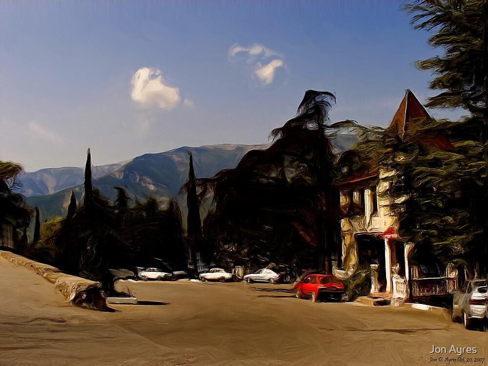 Yalta Winery by Jon Ayres