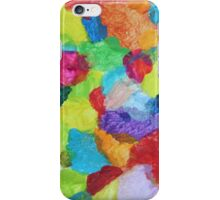 """Magical Gathering"" original abstract artwork by Laura Tozer iPhone Case/Skin"
