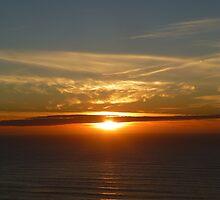 San Francisco Sunset 1422 by EndlessSkies