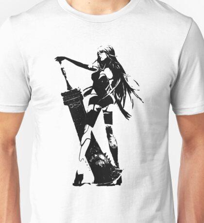 Weathered A2 Nier Automata Unisex T-Shirt