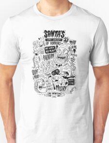 Santa's Little Workshop of Horrors Unisex T-Shirt