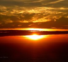 San Francisco Sunset 1423 by EndlessSkies