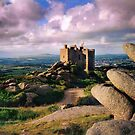 Carn Brea Castle by Anthony Hedger Photography